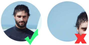 How to crop your OkCupid photo