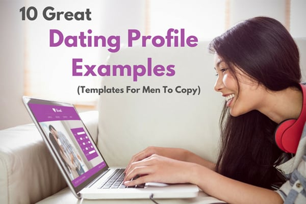 dating profile examples