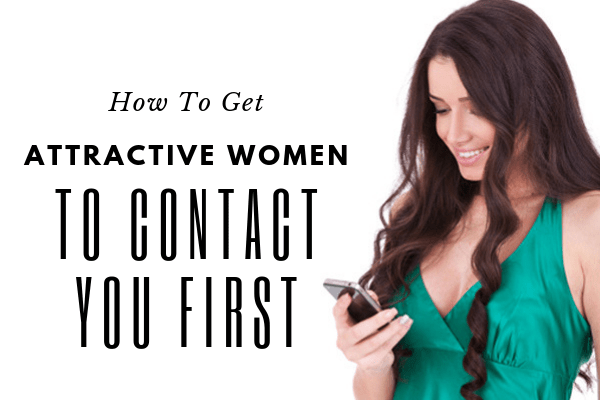 get attractive women