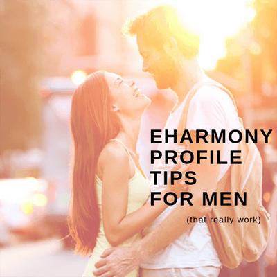 eHarmony profile tips