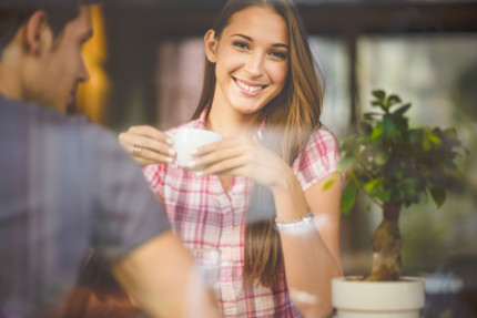 Booking Your First Date Coffee Or Drinks