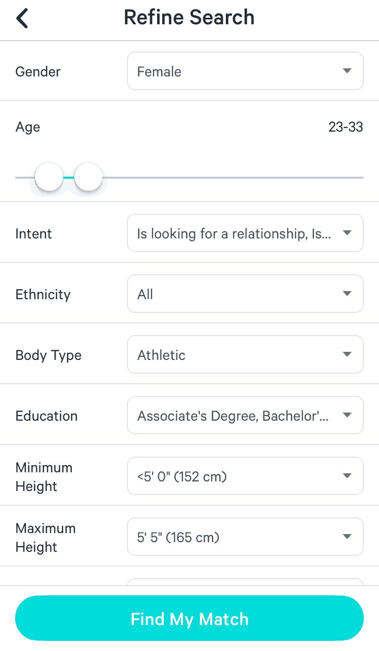 dating app i ivetofta