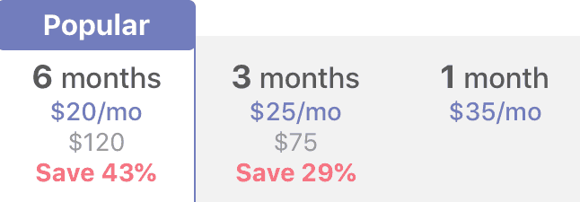 coffee meets bagel cost