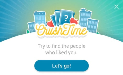 Happn crush time