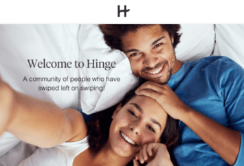 hinge online dating reviews