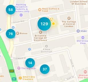 happn map