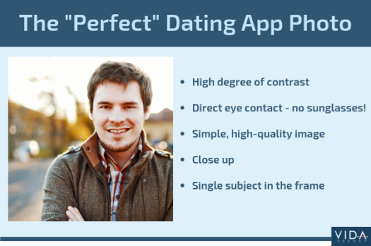 perfekt dating profil för en man