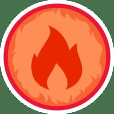 badoo Hottest Badge