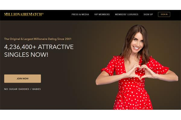 Millionaire dating website a little about yourself in a dating site