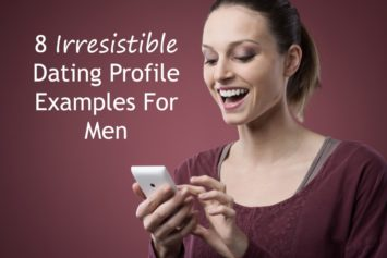 dating profile examples for men