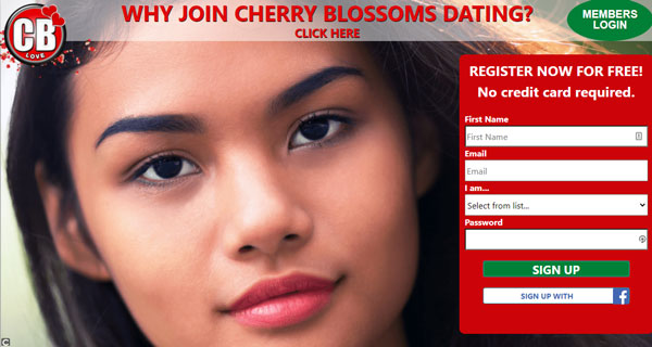 Cherry Blossoms Dating Site Review