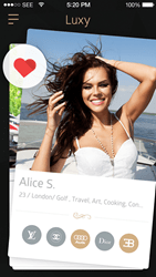 Luxy dating app review