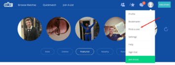 Search okcupid profiles by username