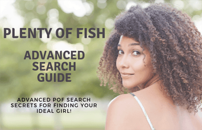 plenty of fish search only