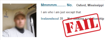 POF headline bad example