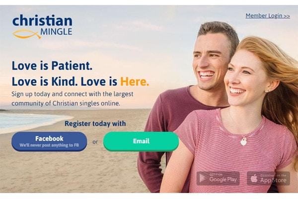 Christian Mingle reviews