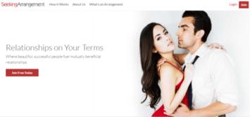 Seeking Arrangement screenshot