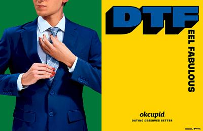 OkCupid DTF