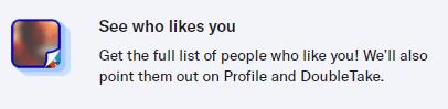 OkCupid who likes you