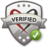 Korean Cupid verified profile badge