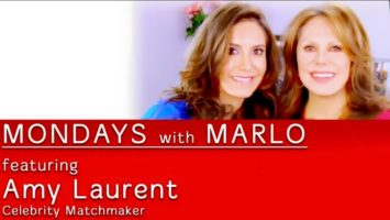 Amy Laurent on Mondays with Marlo