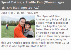 20s online dating