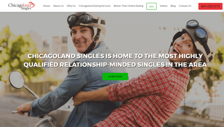Most popular dating site in chicago
