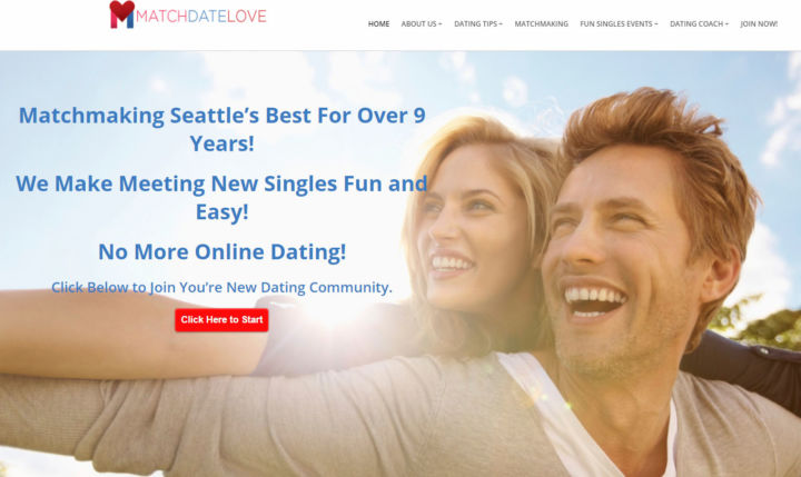 Match dating agency