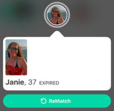 Bumble rematch