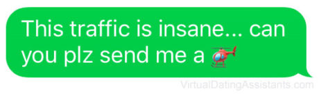 funny text to send a girl you like