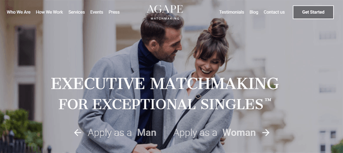 Singles Invest in Love With Agape Match s Matchmaking Team