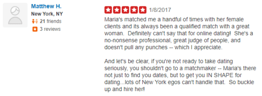 Agape match reviews