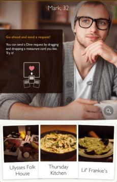 Send a Dine request