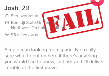 The 6 Best Tinder Bios For Guys (To Make Her Swipe Right)