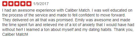 caliber dating dating evolutionary relationships