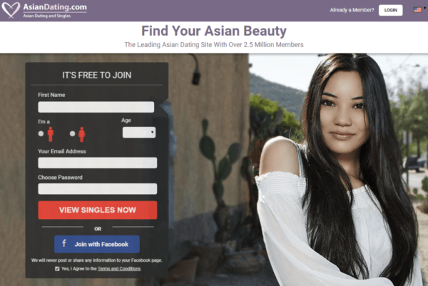 www.asian dating login