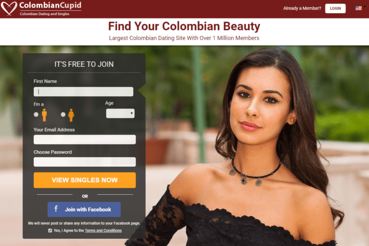 Free colombian dating