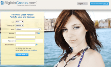 Greece dating website