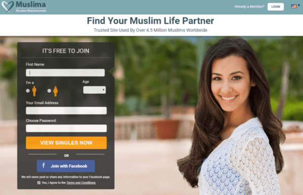 Muslim Matrimonial for singles muslims