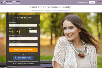 UkraineDate screenshot