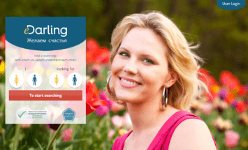 eDarling Russian dating site