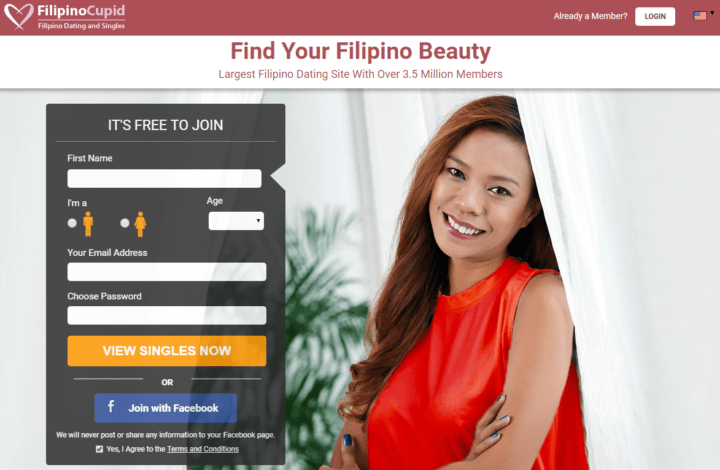 Flirting sites philippines