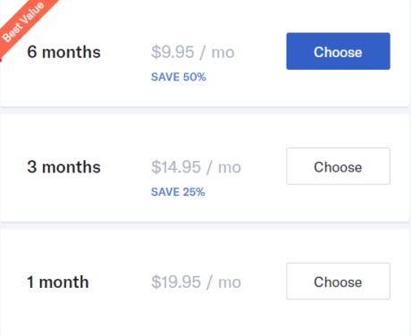 OkCupid incognito mode cost