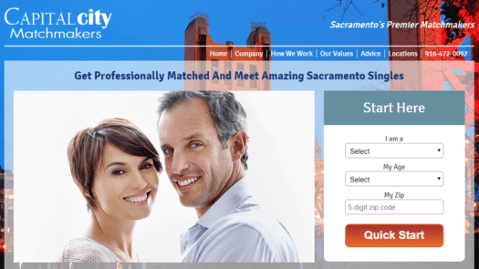 matchmaking services sacramento