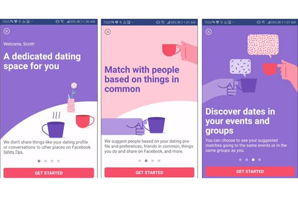 How to delete fb dating profile