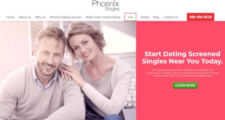 Dating services phoenix arizona