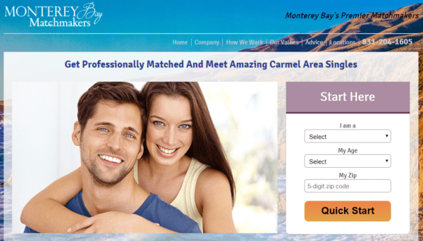 how to start a matchmaking website