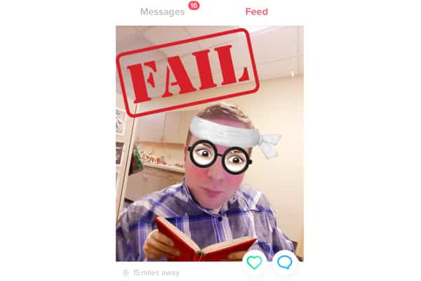 Off how to feed turn tinder 15 mistakes
