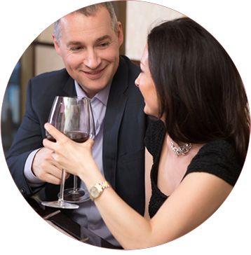 couple-raising-toast