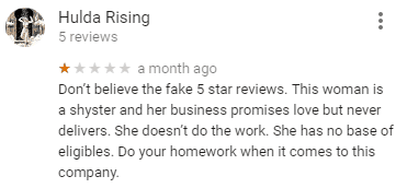 Google review Love Architects